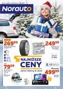Gazetka promocyjna Norauto - Najniższe ceny    - ważna do 09-01-2019
