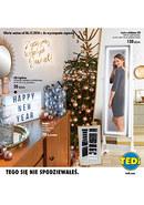 Gazetka promocyjna TEDi - Życzymy Wesołych Świąt