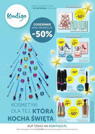 Gazetka promocyjna Kontigo, ważna od 03.12.2018 do 13.12.2018.