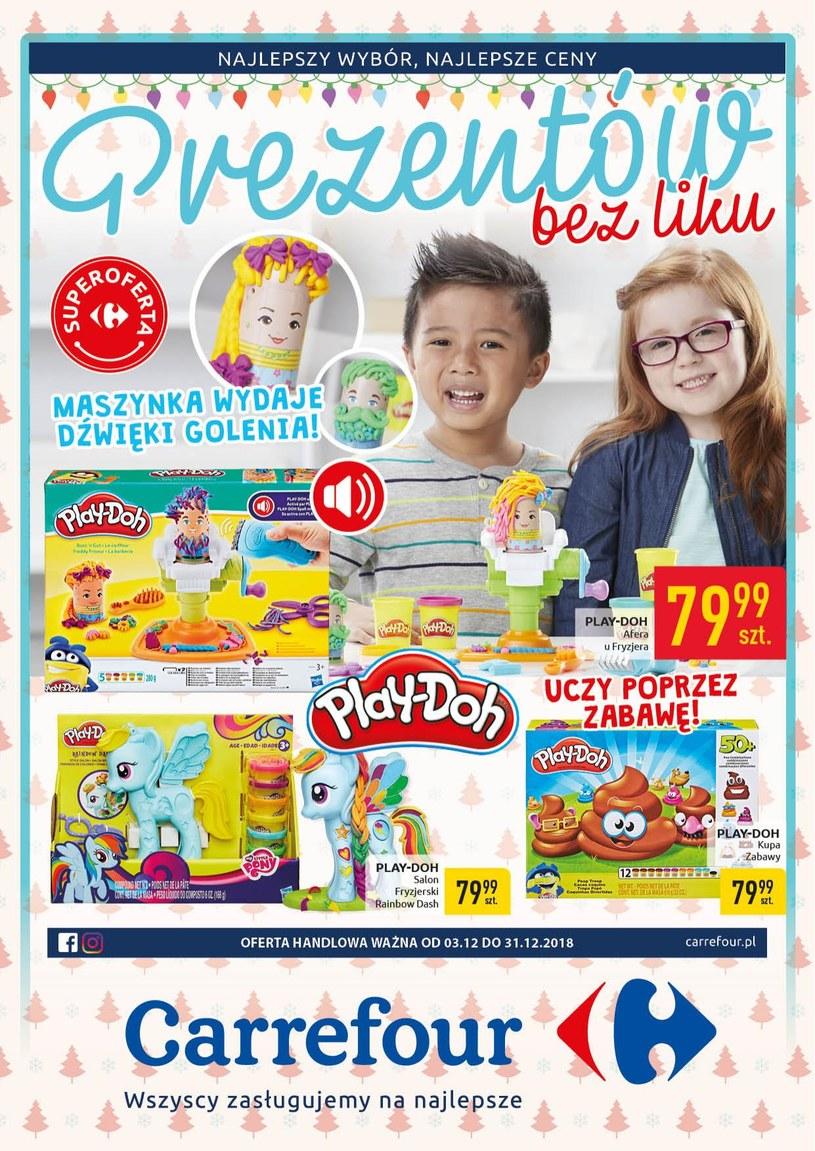 Carrefour: 11 gazetki