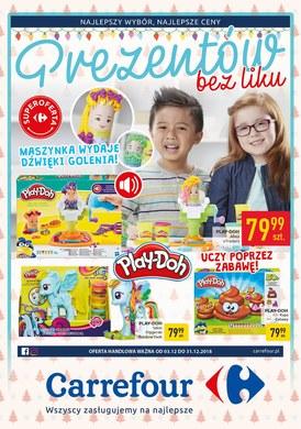 Gazetka promocyjna Carrefour - Prezentów bez liku
