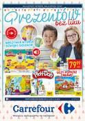 Gazetka promocyjna Carrefour - Prezentów bez liku  - ważna do 31-12-2018