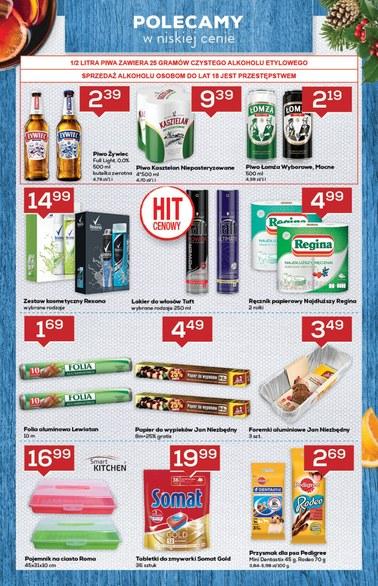 Gazetka promocyjna Lewiatan, ważna od 06.12.2018 do 12.12.2018.