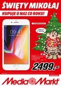 Gazetka promocyjna Media Markt - Święty Mikołaj - Głogów  - ważna do 06-12-2018