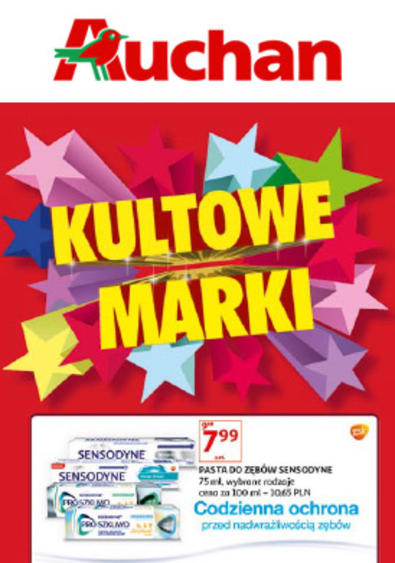 Gazetka promocyjna Auchan - ważna od 06. 12. 2018 do 12. 12. 2018