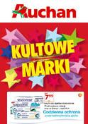 Gazetka promocyjna Auchan - Kultowe marki - ważna do 12-12-2018