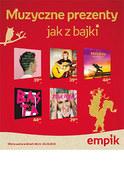 Gazetka promocyjna EMPiK - Muzyczne prezenty jak z bajki  - ważna do 24-12-2018
