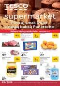 Gazetka promocyjna Tesco Supermarket - Poczuj smak Świąt - supermarket   - ważna do 12-12-2018