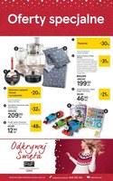 Gazetka promocyjna Tesco Hipermarket - Setki prezentów, tysiące życzeń!