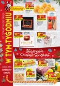 Gazetka promocyjna Biedronka - Biedronka smakuje świętami - ważna do 12-12-2018