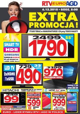Gazetka promocyjna RTV EURO AGD - Extra promocja - Łódź