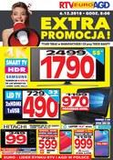 Gazetka promocyjna RTV EURO AGD - Extra promocja - Łódź - ważna do 06-12-2018