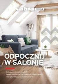 Gazetka promocyjna Abra - Odpocznij w salonie  - ważna do 31-12-2019