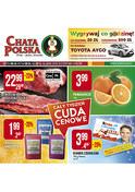 Gazetka promocyjna Chata Polska - Cuda cenowe - ważna do 12-12-2018