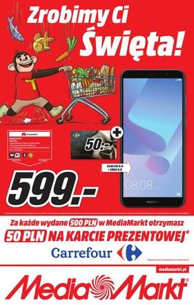Gazetka promocyjna Media Markt, ważna od 06.12.2018 do 12.12.2018.