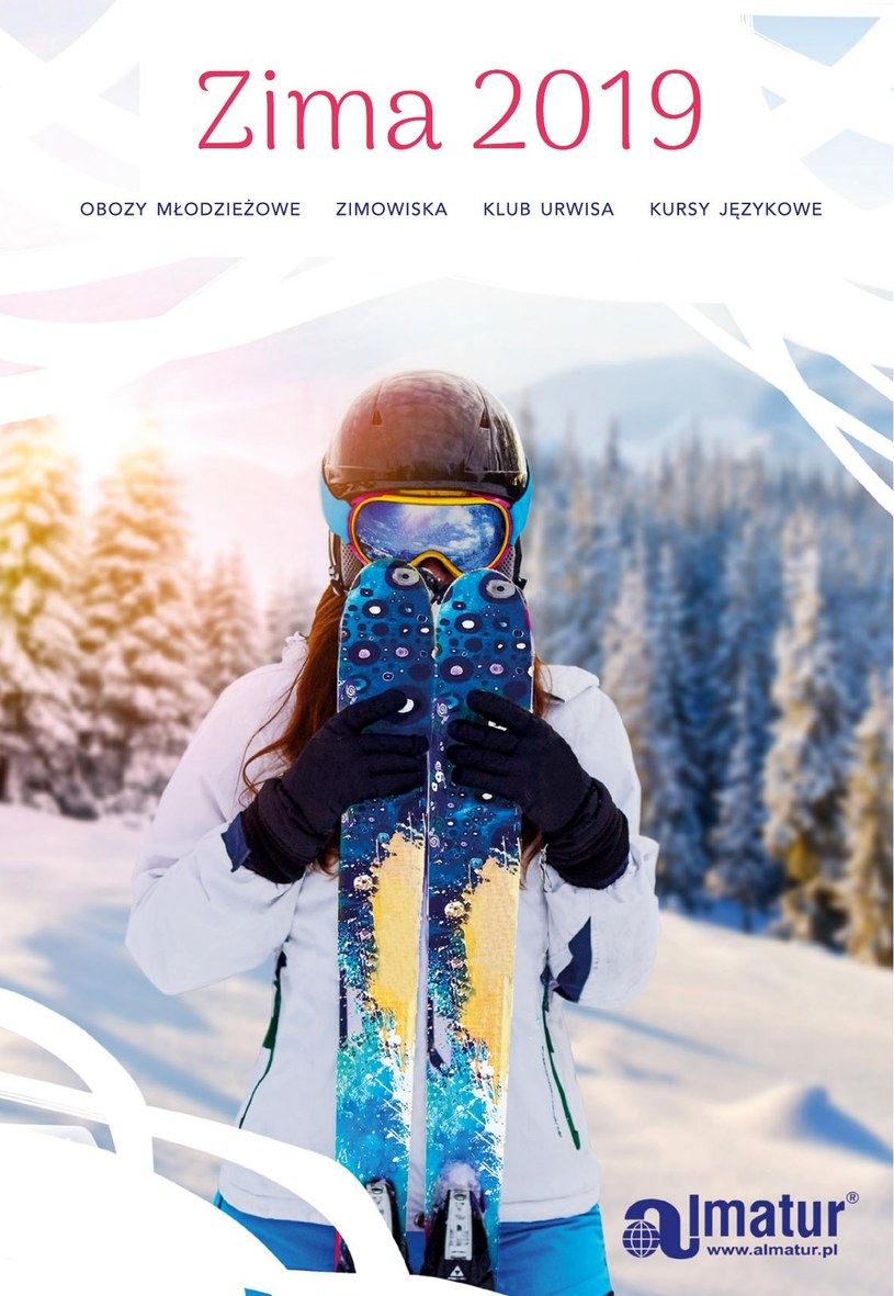 Gazetka promocyjna Almatur - ważna od 11. 01. 2019 do 24. 02. 2019