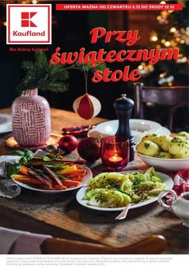 Gazetka promocyjna Kaufland - Przy świątecznym stole