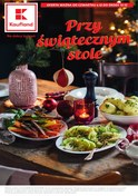 Gazetka promocyjna Kaufland - Przy świątecznym stole   - ważna do 12-12-2018