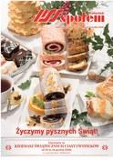 Gazetka promocyjna PSS Społem Białystok - Życzymy pysznych Świąt - ważna do 31-12-2018