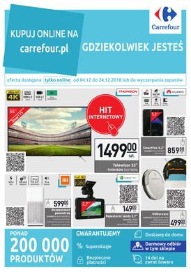 Gazetka promocyjna Carrefour - Kupuj online gdziekolwiek jesteś