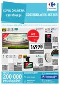 Gazetka promocyjna Carrefour - Kupuj online gdziekolwiek jesteś - ważna do 24-12-2018