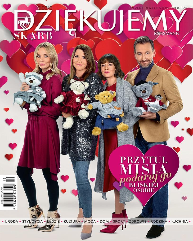 Gazetka promocyjna Rossmann - ważna od 01. 12. 2018 do 31. 12. 2018