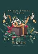 Gazetka promocyjna W.Kruk - Rajskie święta - ważna do 24-12-2018