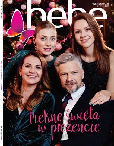 Gazetka promocyjna Hebe, ważna od 01.12.2018 do 31.12.2018.