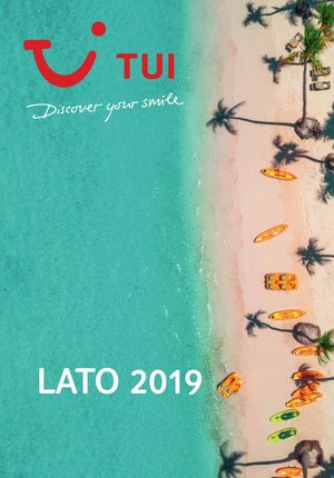 Gazetka promocyjna TUI - Lato