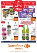 Gazetka promocyjna Carrefour Express - Oferta promocyjna - ważna do 17-12-2018