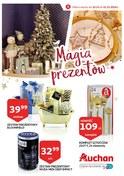 Gazetka promocyjna Auchan - Magia prezentów - ważna do 21-12-2018