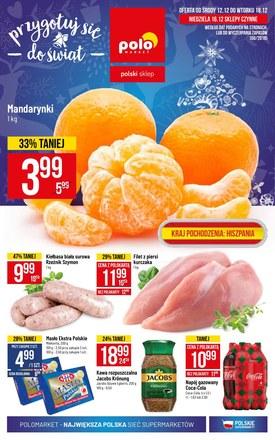 Gazetka promocyjna POLOmarket, ważna od 12.12.2018 do 18.12.2018.