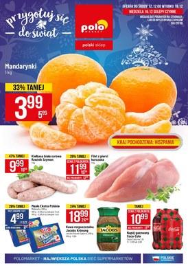 Gazetka promocyjna POLOmarket - Przygotuj się do Świąt