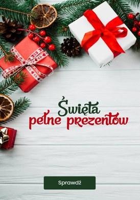 Gazetka promocyjna Bdsklep.pl - Święta pełne prezentów