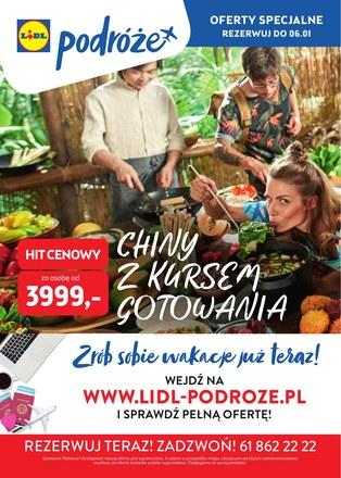 Gazetka promocyjna Lidl, ważna od 10.12.2018 do 06.01.2019.