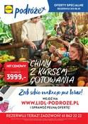 Gazetka promocyjna Lidl - Chiny z kursem gotowania  - ważna do 06-01-2019