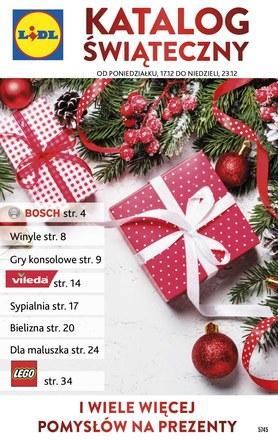 Gazetka promocyjna Lidl, ważna od 17.12.2018 do 23.12.2018.