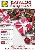 Gazetka promocyjna Lidl - Katalog świąteczny  - ważna do 23-12-2018