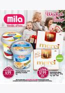 Gazetka promocyjna MILA - Wesołych świąt