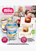 Gazetka promocyjna MILA - Wesołych świąt  - ważna do 24-12-2018