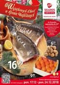 Gazetka promocyjna Selgros Cash&Carry - Przemyślane zakupy  - ważna do 24-12-2018