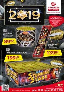 Gazetka promocyjna Selgros Cash&Carry - 2019