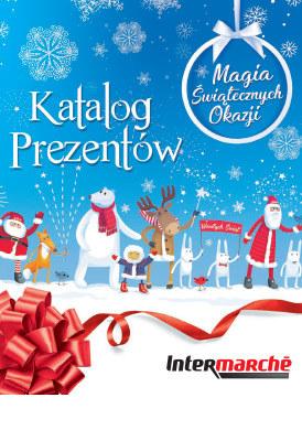 Gazetka promocyjna Intermarche Super - Katalog prezentów