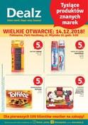 Gazetka promocyjna Dealz - Otwarcie - Polkowice  - ważna do 20-12-2018