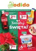 Gazetka promocyjna Odido - Smakuj Święta - ważna do 20-12-2018