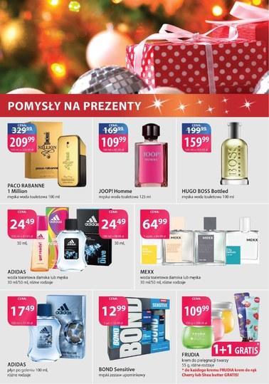 Gazetka promocyjna Drogerie Polskie, ważna od 07.12.2018 do 21.12.2018.