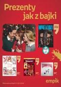 Gazetka promocyjna EMPiK - Prezent jak z bajki  - ważna do 26-12-2018