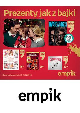 Gazetka promocyjna EMPiK - Gazetka promocyjna