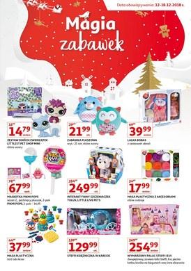 Gazetka promocyjna Auchan - Maga zabawek