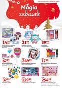Gazetka promocyjna Auchan - Maga zabawek  - ważna do 18-12-2018